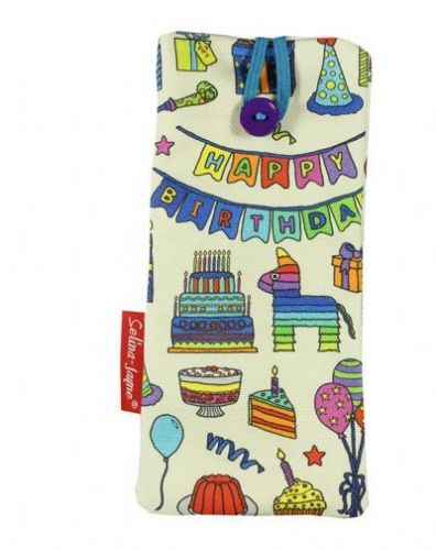 Selina-Jayne Birthday Celebrations Limited Edition Designer Soft Glasses Case